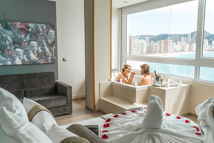 Room villa venecia boutique hotel benidorm