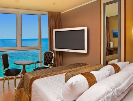 Deluxe junior suite 'sea view' villa venecia boutique hotel benidorm