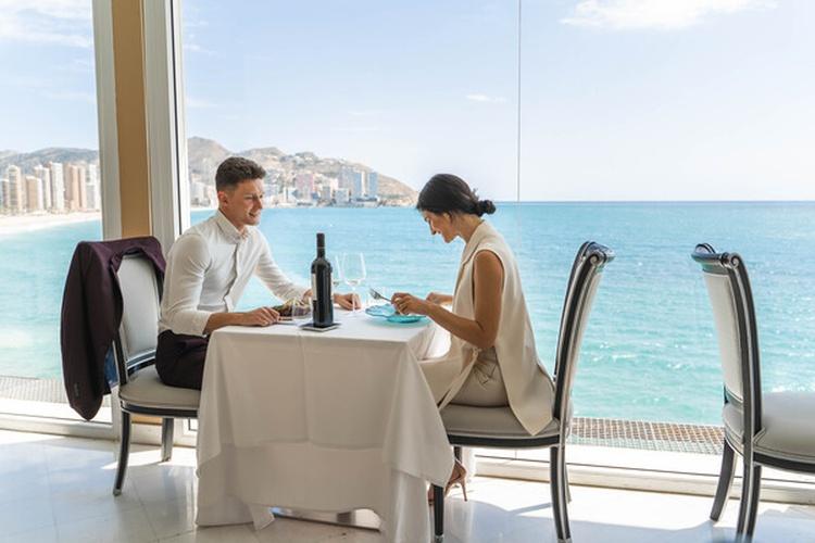 Restaurant villa venecia boutique hotel benidorm