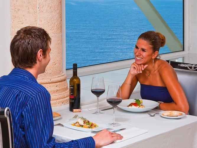 Restaurant 'llum de mar' villa venecia boutique hotel benidorm