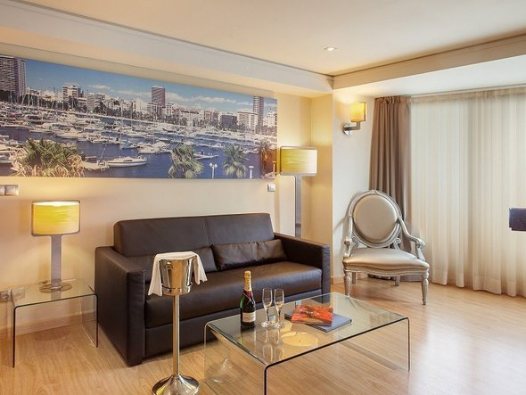 Themed rooms villa venecia boutique hotel benidorm