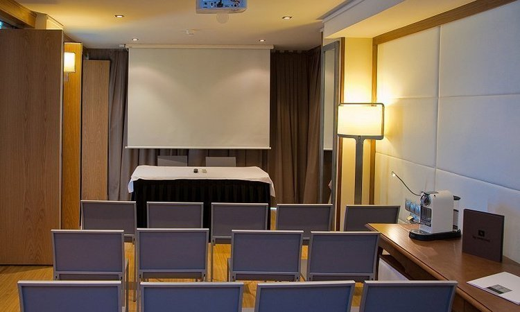 Meeting Room & 'Blogroom' Villa Venecia Boutique Hotel Benidorm