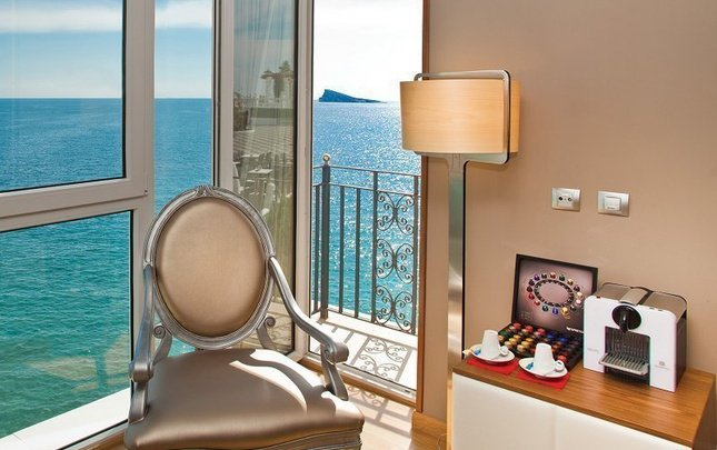 Presidential suite 'sea view' villa venecia boutique hotel benidorm